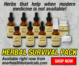 Herbal Survival Pack